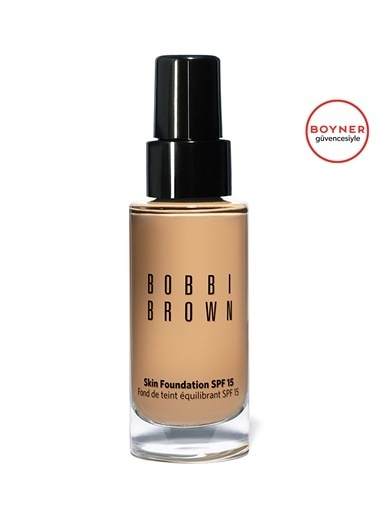 Bobbi Brown Skin Foundation Spf15 Sıcak Kum (2.5) Fondöten Renksiz